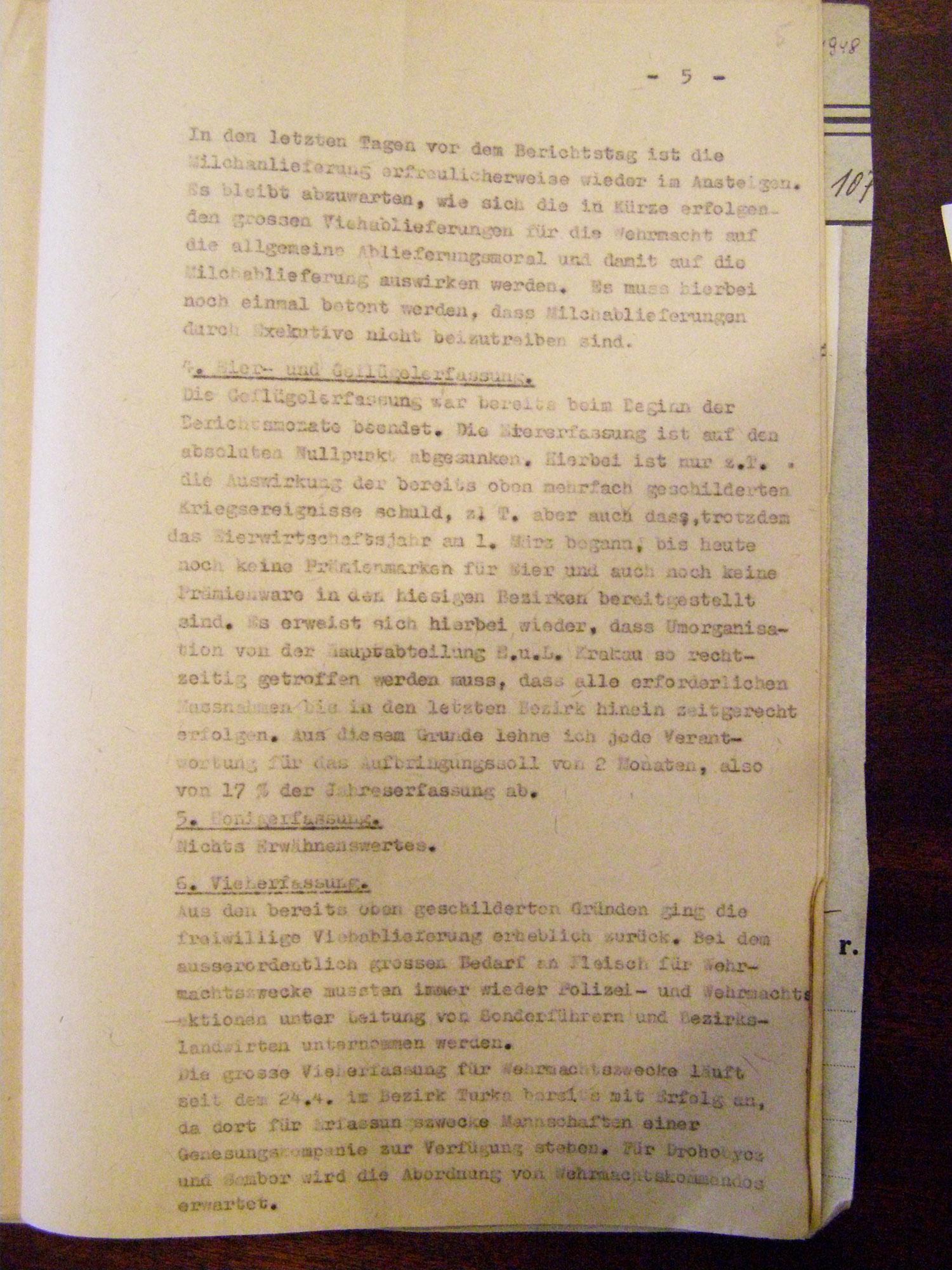 Societies under German Occupation - Societies under german occupation